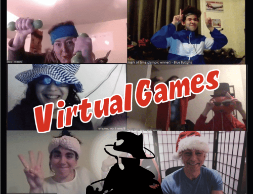Virtual Games For Large Groups