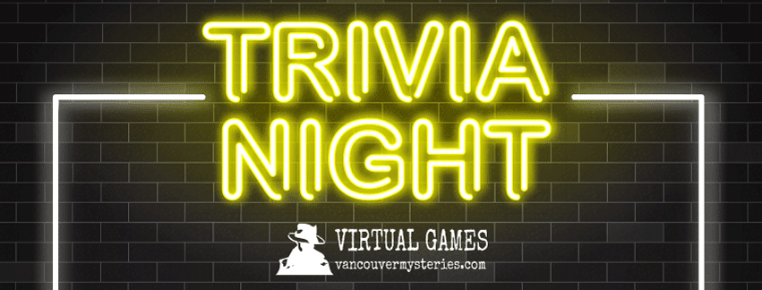virtual games for large groups with trivia night