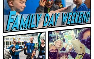 Book your game for Family Day Weekend!